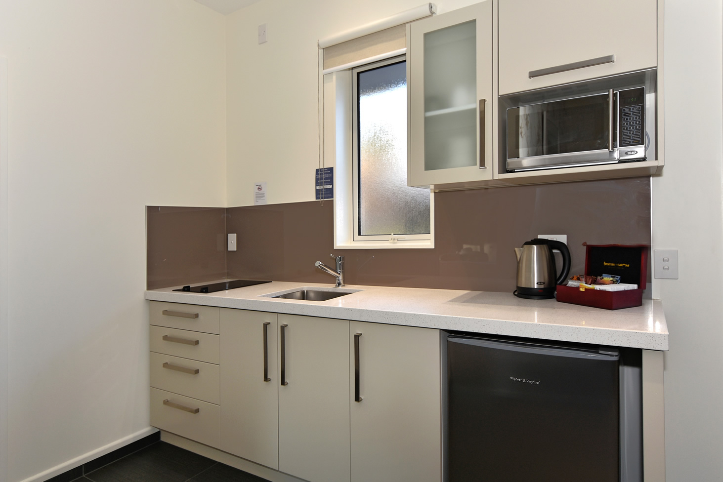 One Bedroom Unit Kitchen